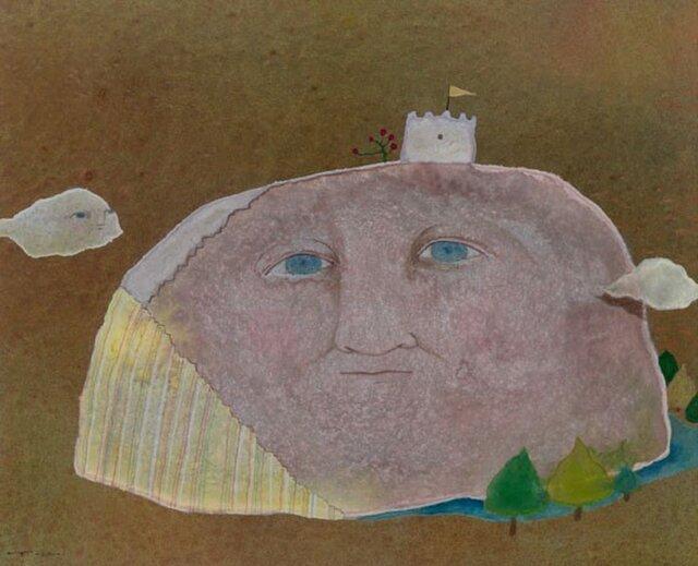 きいろの山の画像1枚目