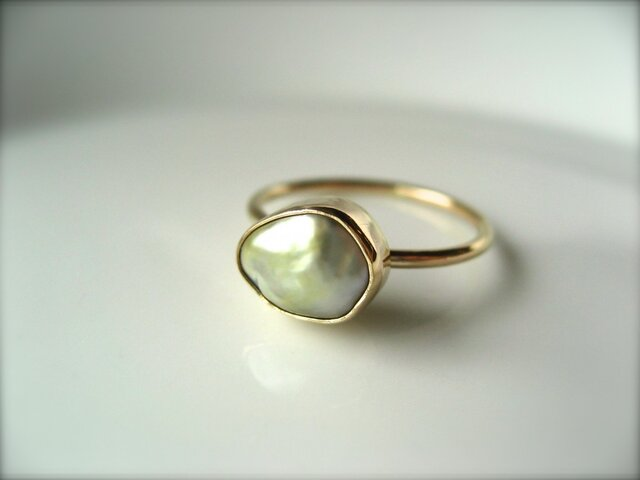 Order Made Ring for Tさまの画像1枚目