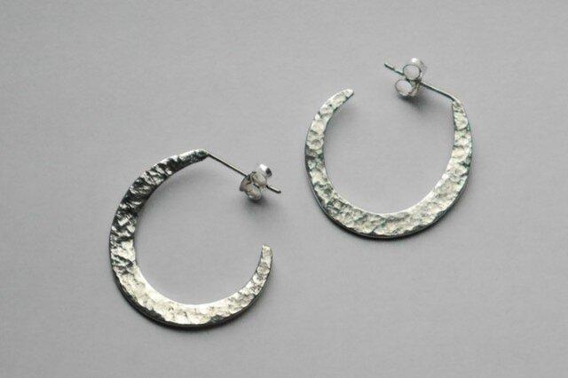 Simple hoop pierce(sv)の画像1枚目
