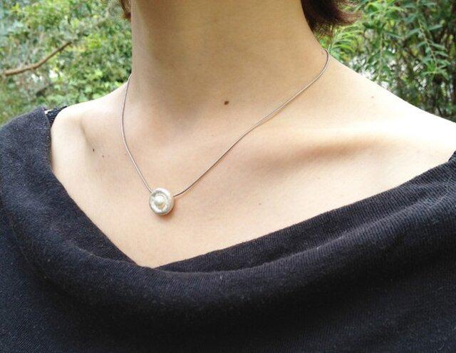 pecopoco necklaceの画像1枚目