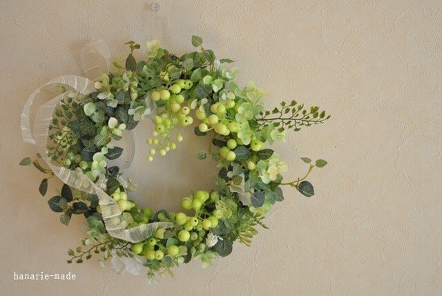 green berry:wreathの画像1枚目