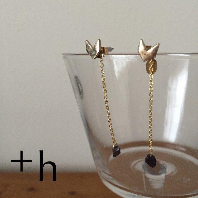 【ピアス】 Arrow pierced earringsの画像1枚目