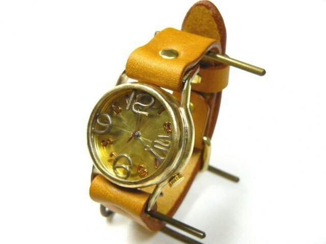 """On Time-B"" GD/キャメル Mens [214B]の画像1枚目"