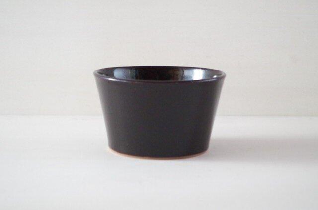 小鉢・C・黒茶の画像1枚目