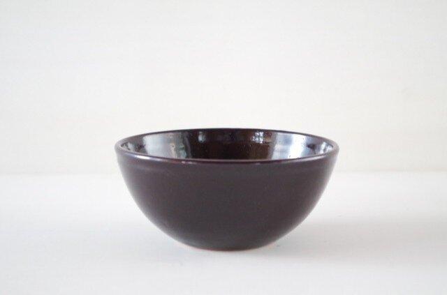 ボウル・B・黒茶の画像1枚目