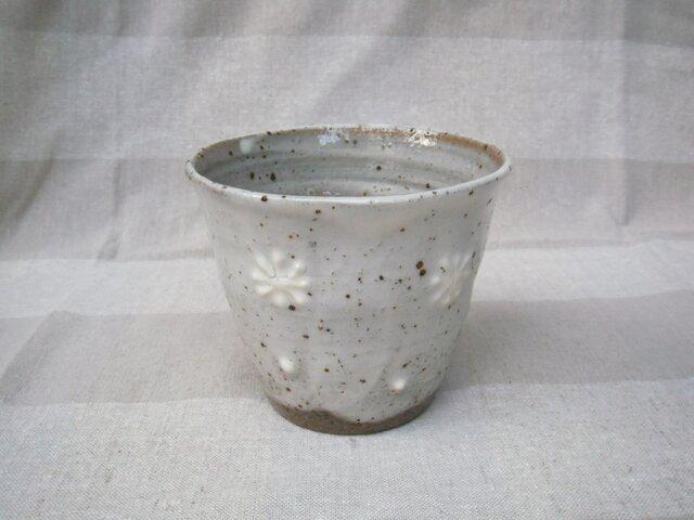 フリーカップ(花)の画像1枚目
