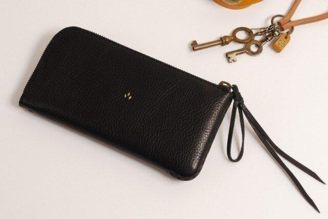 財布 lzw [ブラック]の画像1枚目