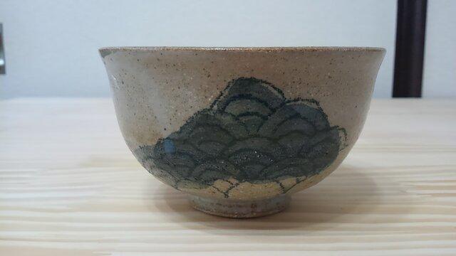 青海波 茶碗の画像1枚目