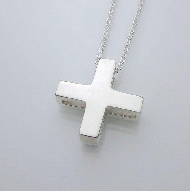 Greekクロスペンダント【M】 ギリシャ十字 N674の画像1枚目
