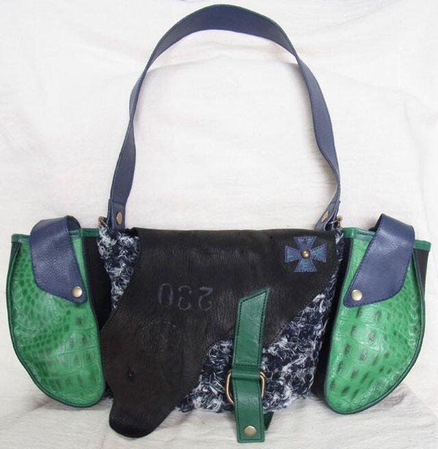 森の兵隊さんバッグ01の画像1枚目