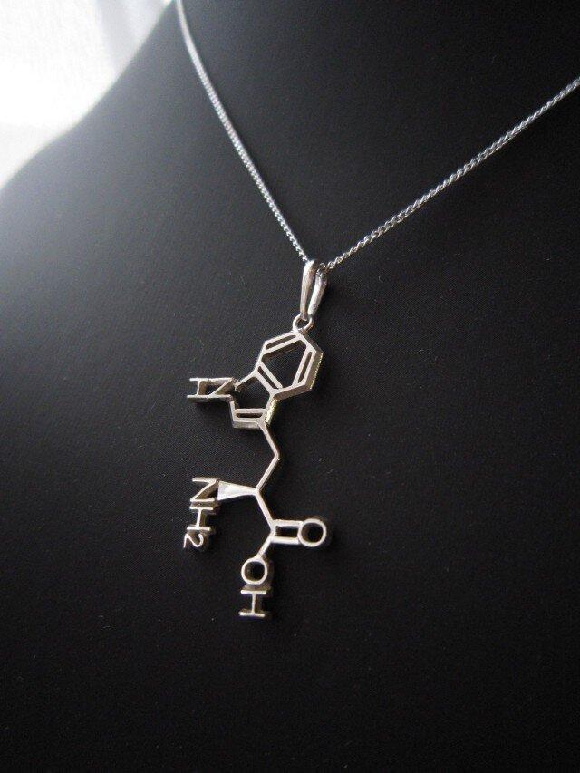 化学式アクセサリー® ネックレスの画像1枚目
