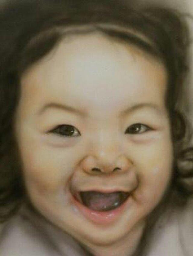 エアブラシ似顔絵(フルカラー)の画像1枚目