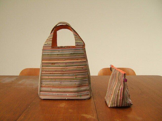 Hige tumugi bag の画像1枚目