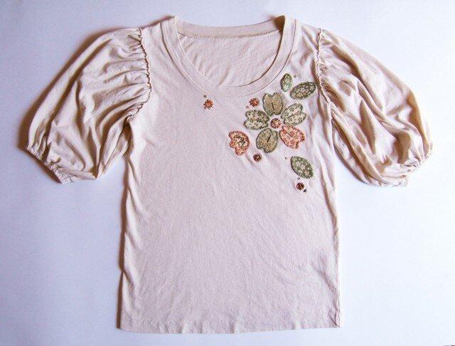 Sakura Tshirts   リメイクTシャツ 桜の画像1枚目