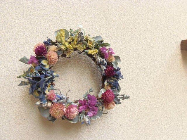 sold 野花のミニリースの画像1枚目