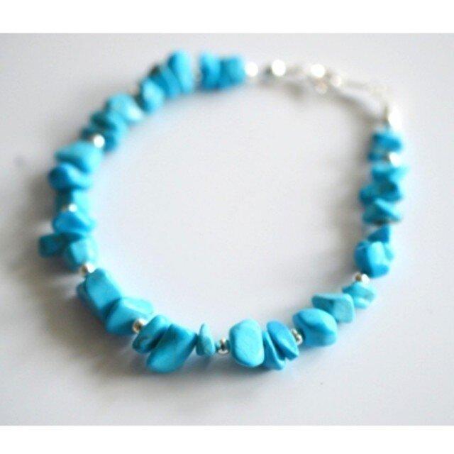Turquoise Braceletの画像1枚目
