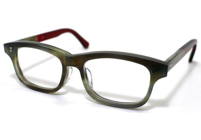 手造りメガネ004-EERの画像1枚目