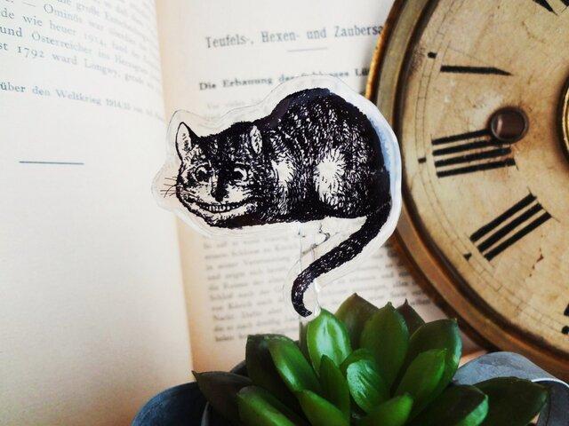 チェシャ猫のガーデンピックの画像1枚目