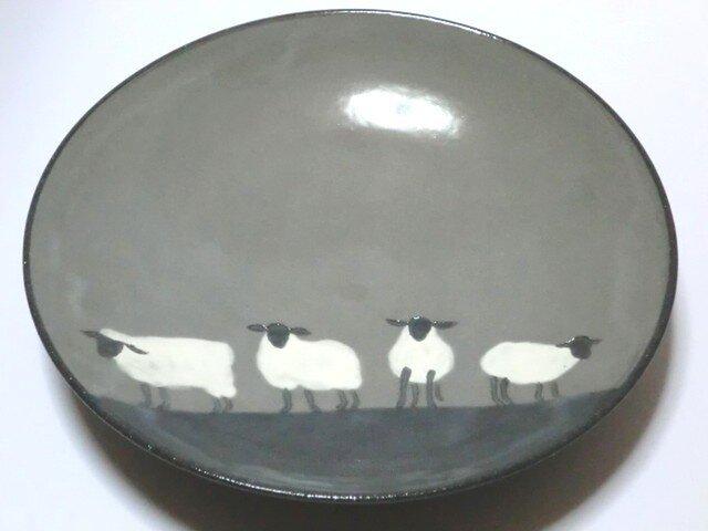 ひつじのお皿の画像1枚目