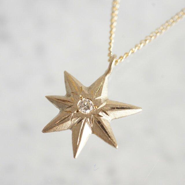 Star pendant{PD032K10}の画像1枚目