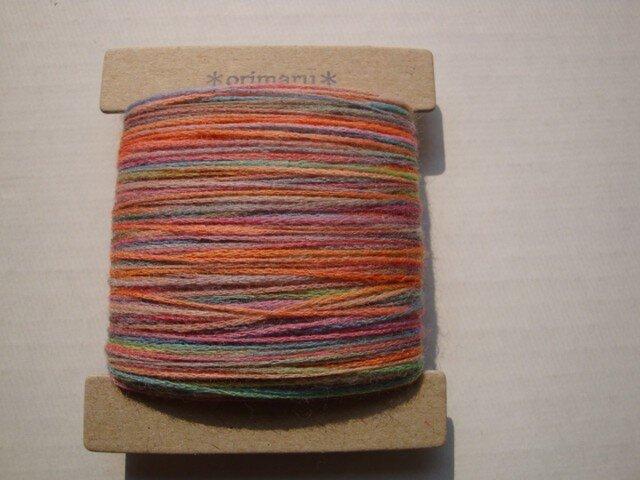パステルグラデーション糸の画像1枚目
