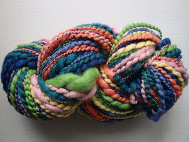 ニュアンスカラーの糸の画像1枚目