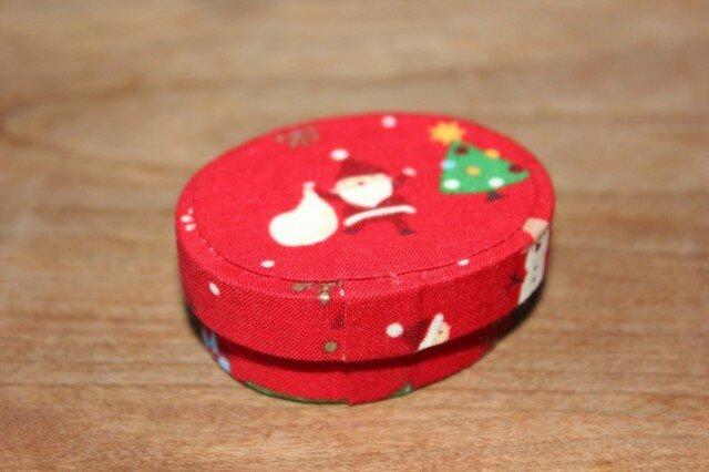 クリスマスの小箱の画像1枚目
