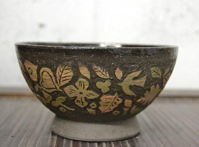 カフェオレボウル -kakiotoshi leavesの画像1枚目