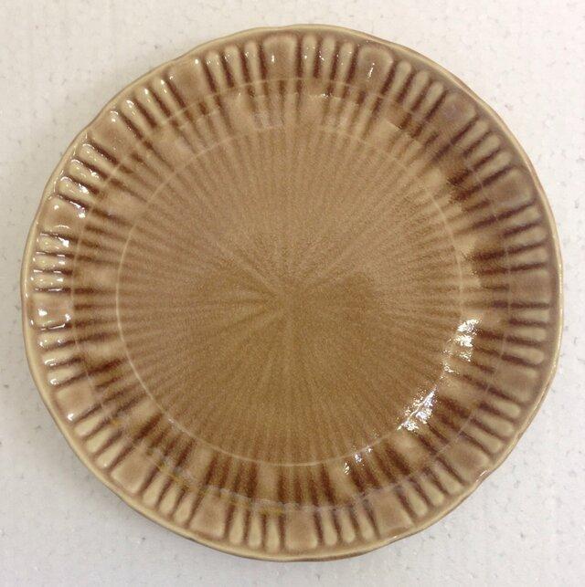 7寸皿-HANABI-梅の画像1枚目