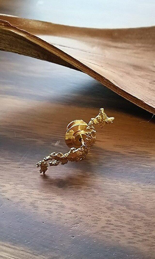 Japan Pin (brass)の画像1枚目