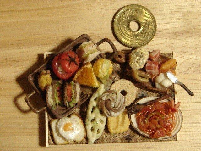 ★トマトのサンドイッチ&チーズと生ハムブロックの盛り合わせの画像1枚目