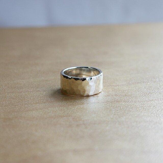 平打極太槌目指輪 rr-49の画像1枚目