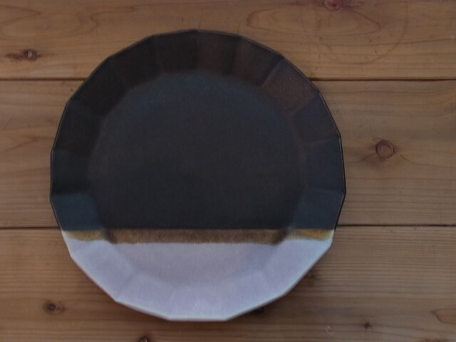 彩釉大皿の画像1枚目