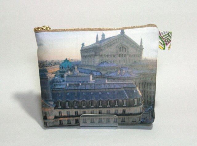 パリの夕日ポーチの画像1枚目