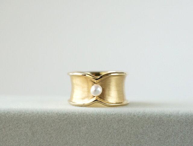 Moonlight pinky ringの画像1枚目