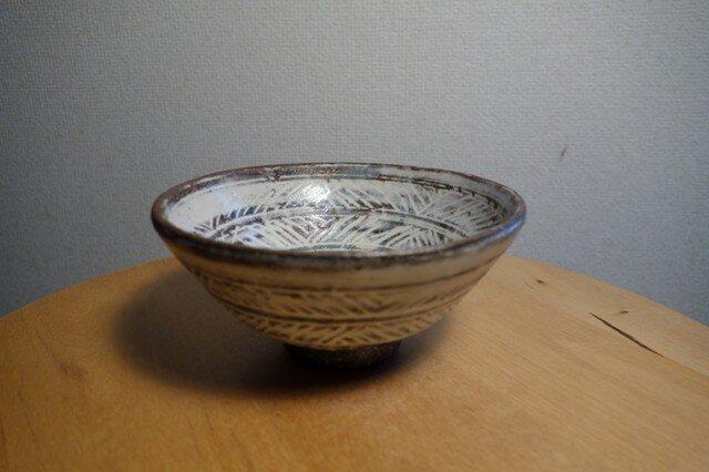 三島飯碗の画像1枚目