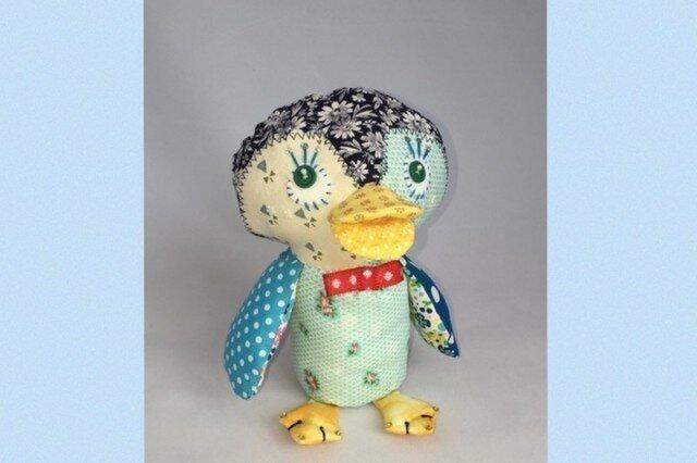 パティー人形 31号 ペンギンズの画像1枚目