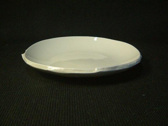 白磁皿の画像1枚目