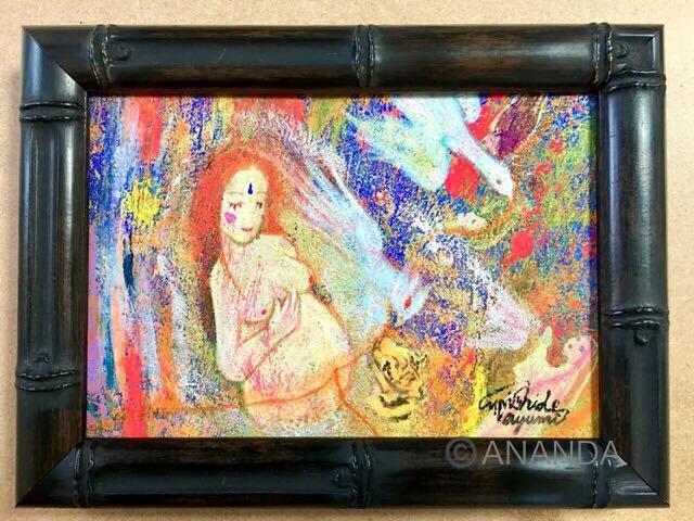 【聖なる妊婦さん】の画像1枚目