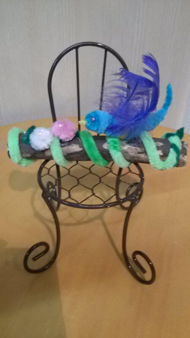 青い鳥の画像1枚目