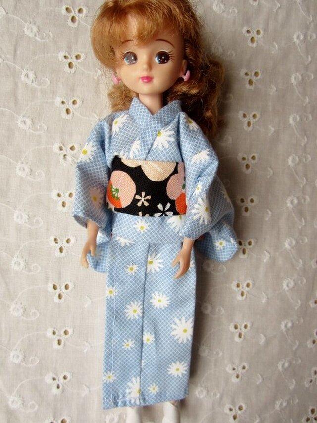 りかちゃん人形・浴衣の画像1枚目