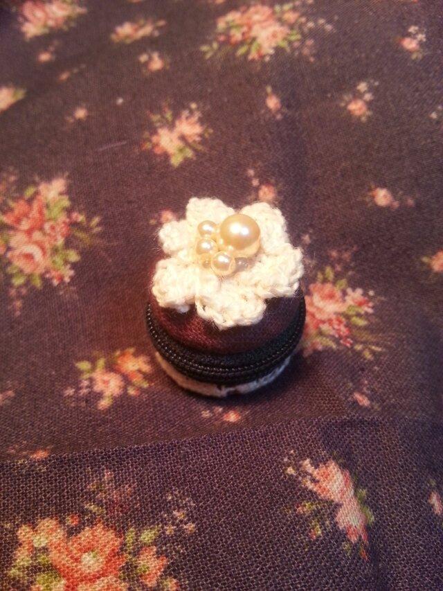 ケーキ型マカロンケース*の画像1枚目