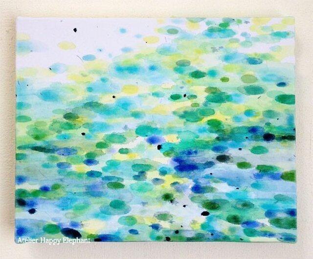 青い池 #2の画像1枚目