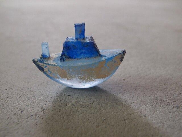 海の記憶 船の画像1枚目