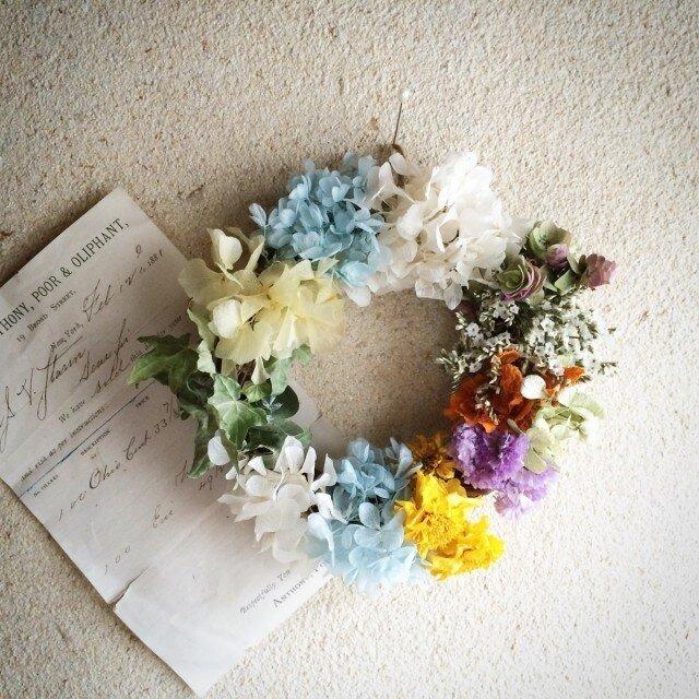 early summer wreatheの画像1枚目