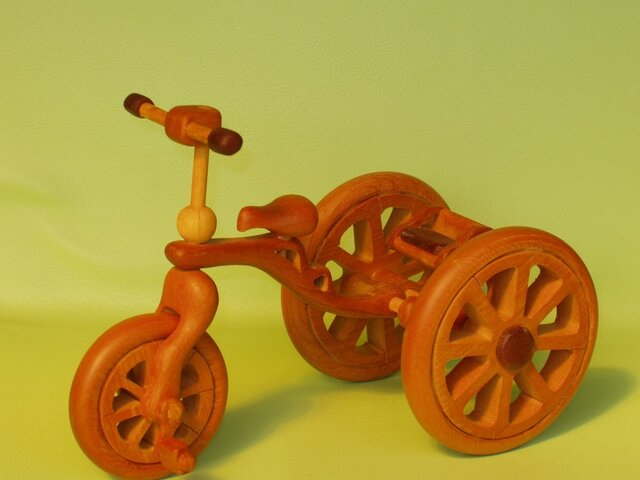 三輪自転車の画像1枚目
