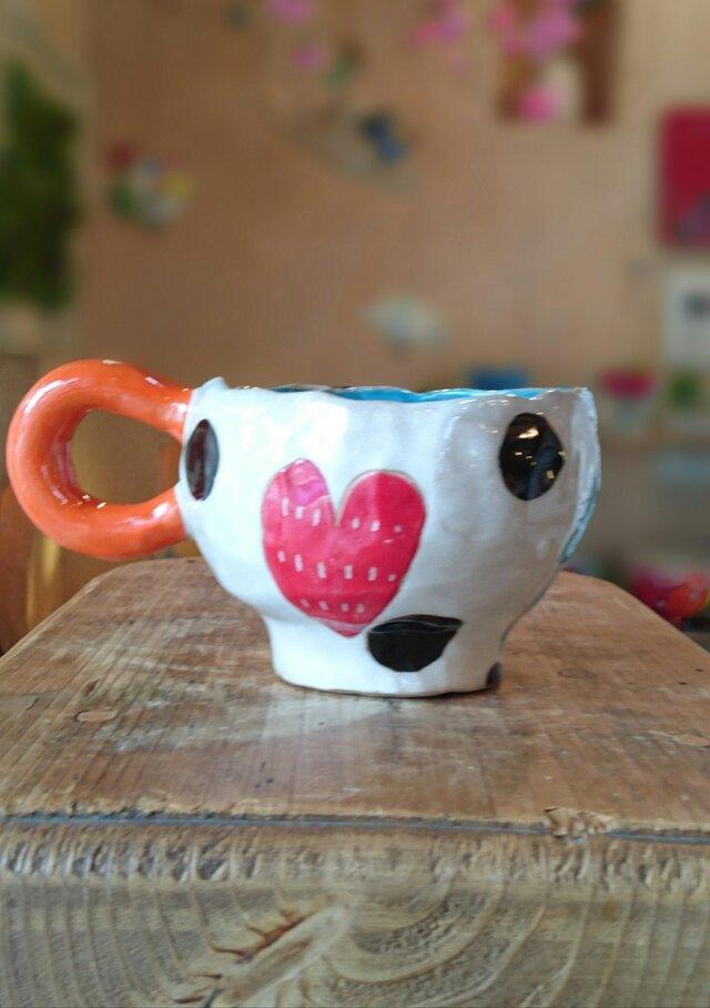 おとめのマグカップの画像1枚目