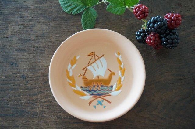 Barco 船の小皿の画像1枚目