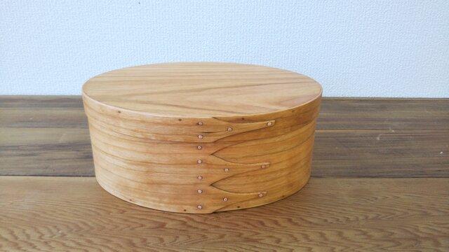 Shaker Oval Box #5 - チェリーの画像1枚目
