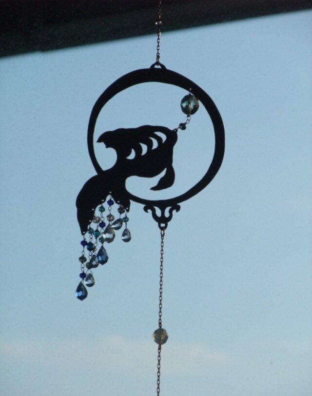 金魚(青)の画像1枚目